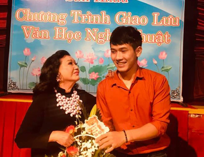 Á Vương Nguyễn Thành Danh được nghệ sĩ tiền bối hết lời khen ngợi - Ảnh 1.