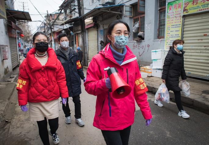 Khuyến cáo mới về virus corona từ chuyên gia y tế Trung Quốc - Ảnh 1.