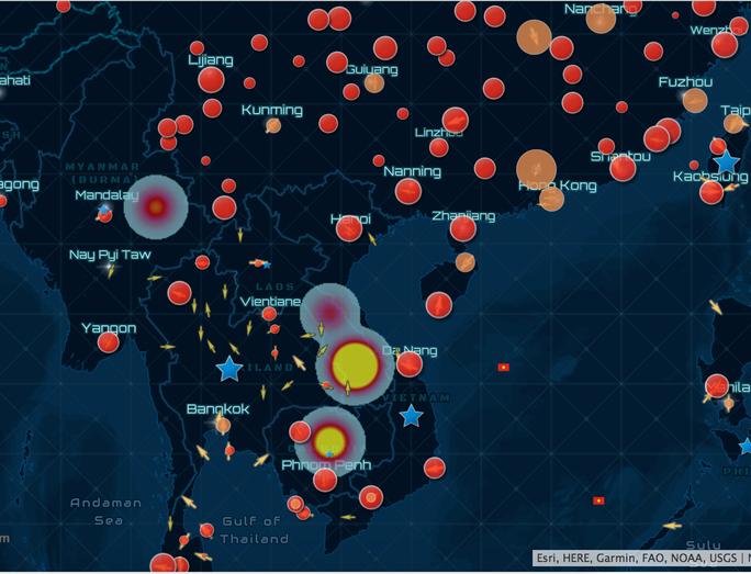 Lần đầu tiên Việt Nam công bố bức tranh cảnh báo nguy cơ dịch bệnh Covid-19 toàn cầu - Ảnh 1.