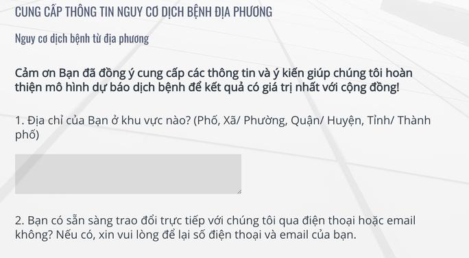 Lần đầu tiên Việt Nam công bố bức tranh cảnh báo nguy cơ dịch bệnh Covid-19 toàn cầu - Ảnh 4.