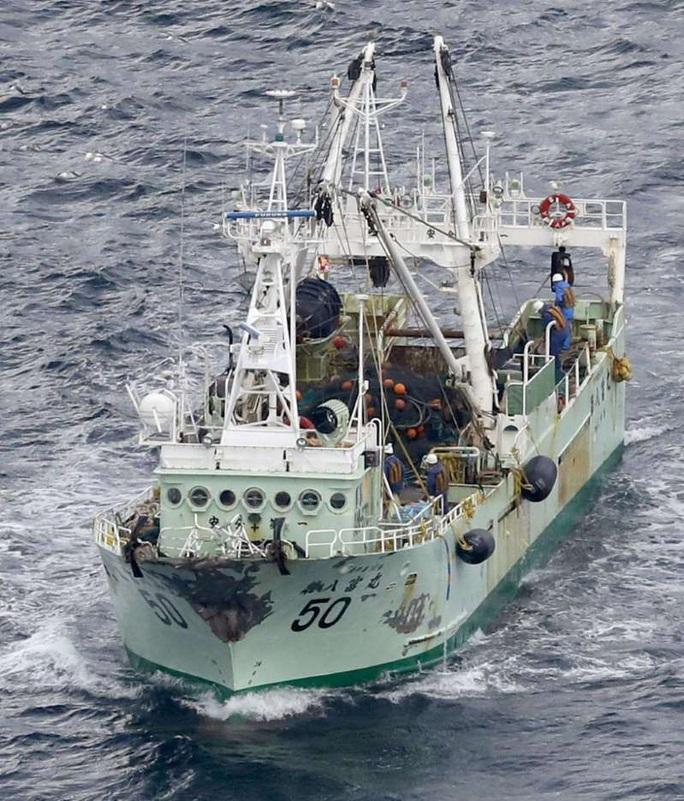5 thuyền viên người Việt mất tích trong một vụ chìm tàu ngoài khơi Nhật Bản - Ảnh 2.