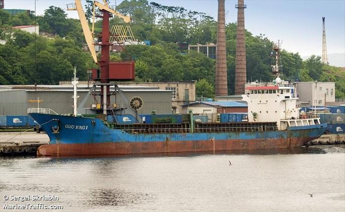 5 thuyền viên người Việt mất tích trong một vụ chìm tàu ngoài khơi Nhật Bản - Ảnh 1.