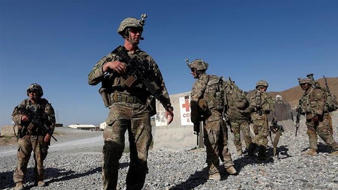 Mỹ bắt đầu rút quân khỏi Afghanistan - Ảnh 1.