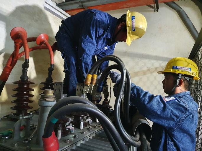 Khảo sát thiết kế công trình điện trên nền ứng dụng GIS - Ảnh 1.