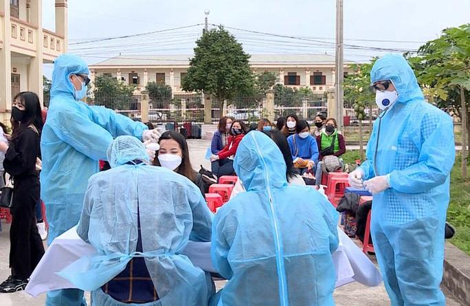 Thêm chùm 5 ca Covid-19 mới liên quan bệnh nhân thứ 34 ở Bình Thuận - Ảnh 1.