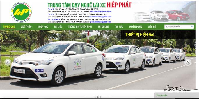 Sở GTVT TP HCM nói gì vụ 83 giáo viên dạy lái xe dùng giấy tờ giả? - Ảnh 2.