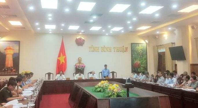 Phát hiện ca bệnh Covid-19 thứ 34: Bình Thuận họp khẩn trong đêm - Ảnh 2.