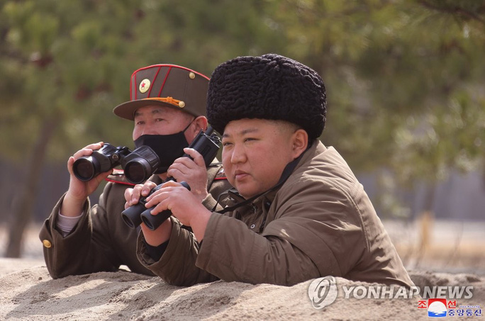 Vì sao Triều Tiên thúc đẩy các vụ thử nghiệm hệ thống tên lửa tầm ngắn? - Ảnh 1.