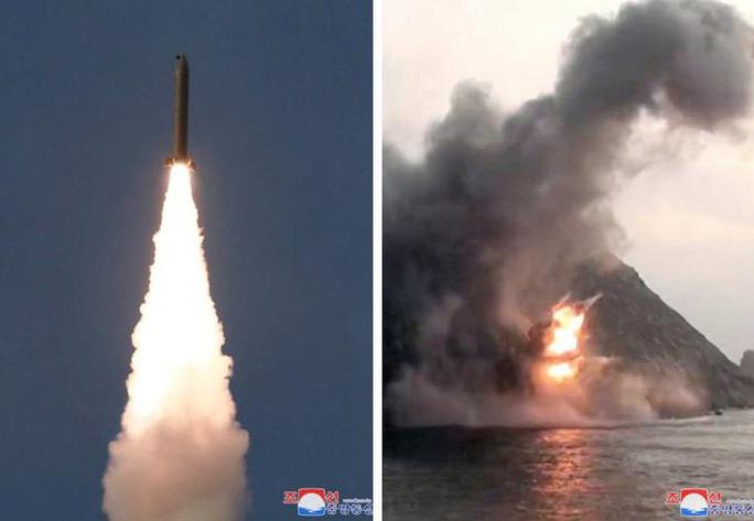 Vì sao Triều Tiên thúc đẩy các vụ thử nghiệm hệ thống tên lửa tầm ngắn? - Ảnh 2.