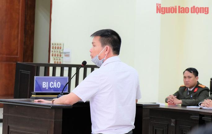 5 cán bộ Thanh tra tỉnh Thanh Hóa nhận 99 triệu đồng của một doanh nghiệp vận tải - Ảnh 1.