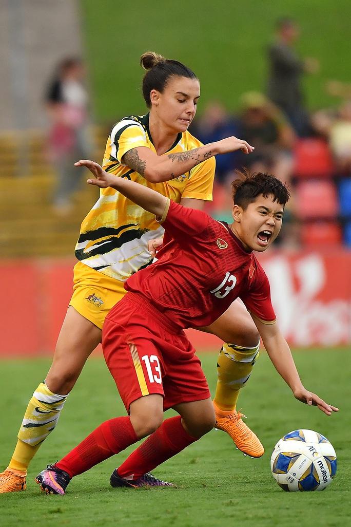 Huỳnh Như ghi bàn danh dự, tuyển nữ Việt Nam lỡ hẹn Olympic 2020 - Ảnh 2.