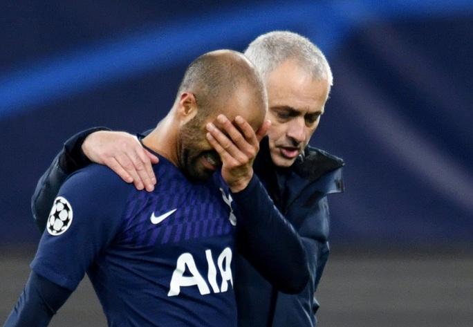 Thua tan tác ở Leipzig, Tottenham thành cựu á quân Champions League - Ảnh 7.