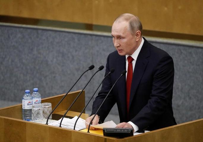 Hạ viện Nga mở đường cho ông Putin tranh cử thêm 2 nhiệm kỳ tổng thống - Ảnh 2.