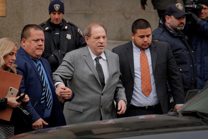 Ông trùm Hollywood Harvey Weinstein mong nhận 5 năm tù tội Hiếp dâm - Ảnh 1.