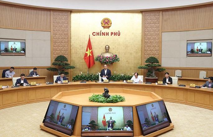 Thủ tướng làm việc cùng các tập đoàn kinh tế tư nhân trong bối cảnh dịch Covid-19 - Ảnh 1.