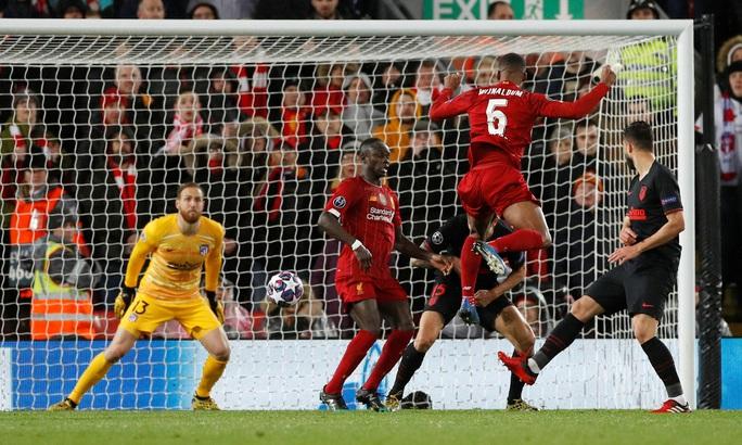 Rượt đuổi nghẹt thở ở Anfield, Liverpool thua thảm trước Atletico Madrid - Ảnh 2.