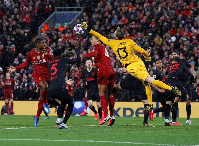 Rượt đuổi nghẹt thở ở Anfield, Liverpool thua thảm trước Atletico Madrid - Ảnh 1.