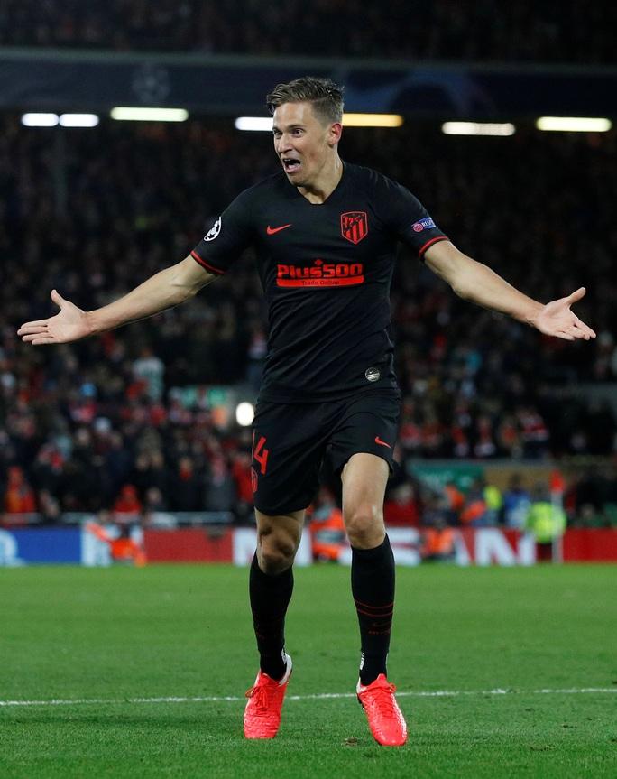 Rượt đuổi nghẹt thở ở Anfield, Liverpool thua thảm trước Atletico Madrid - Ảnh 9.