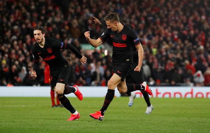 Rượt đuổi nghẹt thở ở Anfield, Liverpool thua thảm trước Atletico Madrid - Ảnh 7.