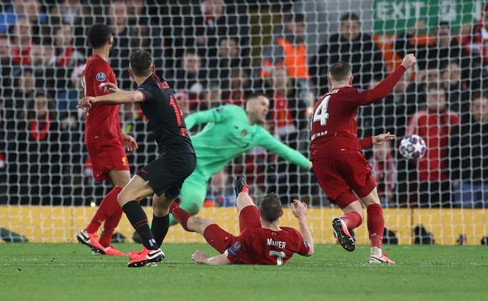 Rượt đuổi nghẹt thở ở Anfield, Liverpool thua thảm trước Atletico Madrid - Ảnh 8.