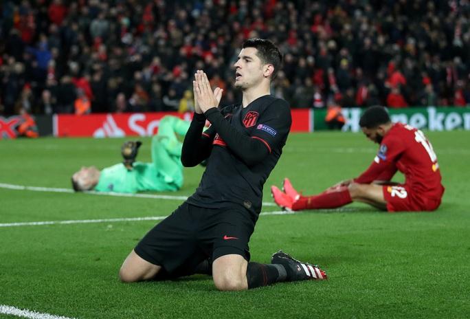 Rượt đuổi nghẹt thở ở Anfield, Liverpool thua thảm trước Atletico Madrid - Ảnh 10.