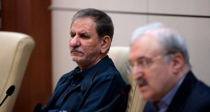 Covid-19 tấn công giới lãnh đạo cao cấp Iran - Ảnh 2.
