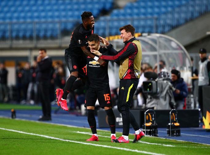Đại náo đất Áo, Man United cầm chắc vé tứ kết Europa League - Ảnh 7.