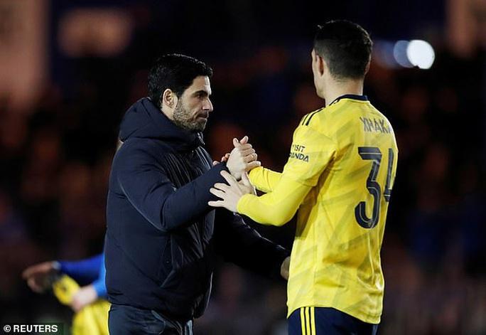 HLV Arteta nhiễm Covid-19, Arsenal hủy các trận đấu Ngoại hạng và FA Cup - Ảnh 6.