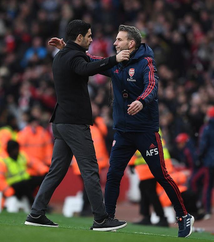 HLV Arteta nhiễm Covid-19, Arsenal hủy các trận đấu Ngoại hạng và FA Cup - Ảnh 5.