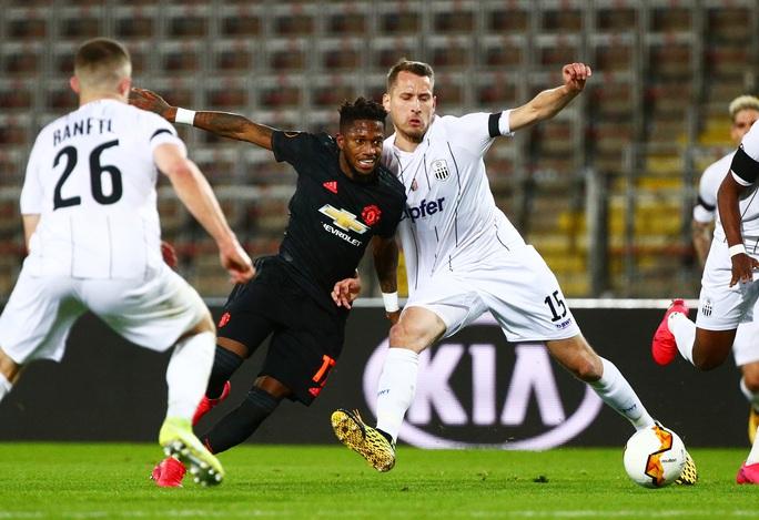 Đại náo đất Áo, Man United cầm chắc vé tứ kết Europa League - Ảnh 1.