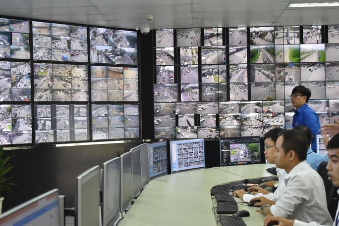 Trung tâm Quản lý điều hành giao thông đô thị TP HCM sẽ có những chức năng gì? - Ảnh 1.