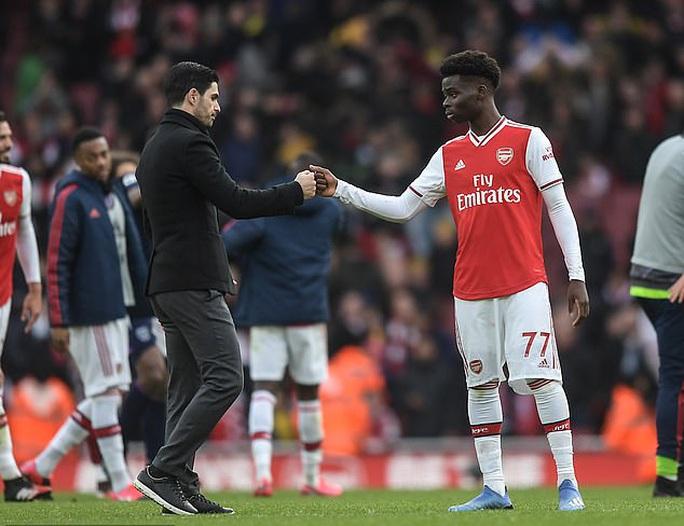 HLV Arteta nhiễm Covid-19, Arsenal hủy các trận đấu Ngoại hạng và FA Cup - Ảnh 4.