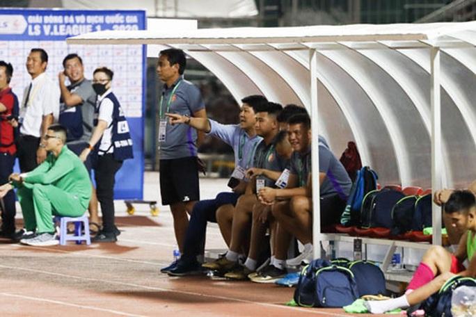 Sài Gòn FC thoát ly khỏi bầu Hiển? - Ảnh 1.