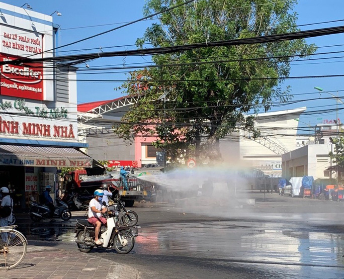 Bình Thuận: Cấm các cơ sở vui chơi giải trí đông người để phòng dịch bệnh Covid-19 - Ảnh 2.