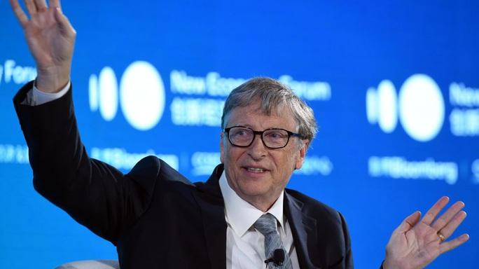 Tỉ phú Bill Gates tiết lộ lý do rời khỏi Microsoft - Ảnh 1.