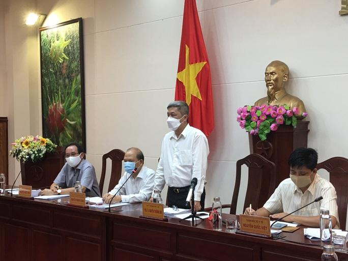 Covid-19: Ca bệnh thứ 34 khai báo nhỏ giọt, Bộ Y tế vào Bình Thuận - Ảnh 3.