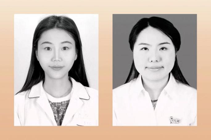 Covid-19: 2 nữ nhân viên y tế Trung Quốc cùng chiến đấu tại tuyến đầu, chỉ 1 sống sót - Ảnh 1.