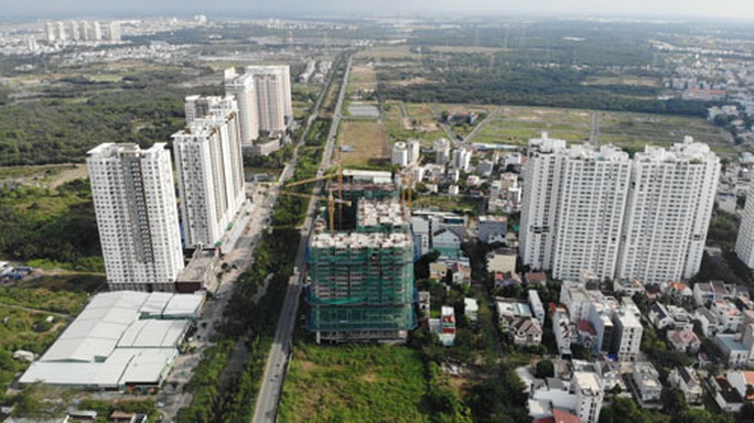 TP HCM kiến nghị gỡ vướng 63 dự án nhà ở - Ảnh 1.