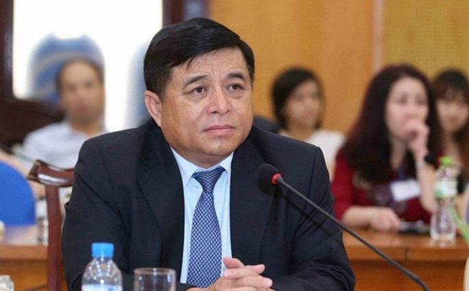 Bộ trưởng KH-ĐT Nguyễn Chí Dũng chưa tới cơ quan đi làm trong hôm nay 16-3 - Ảnh 1.