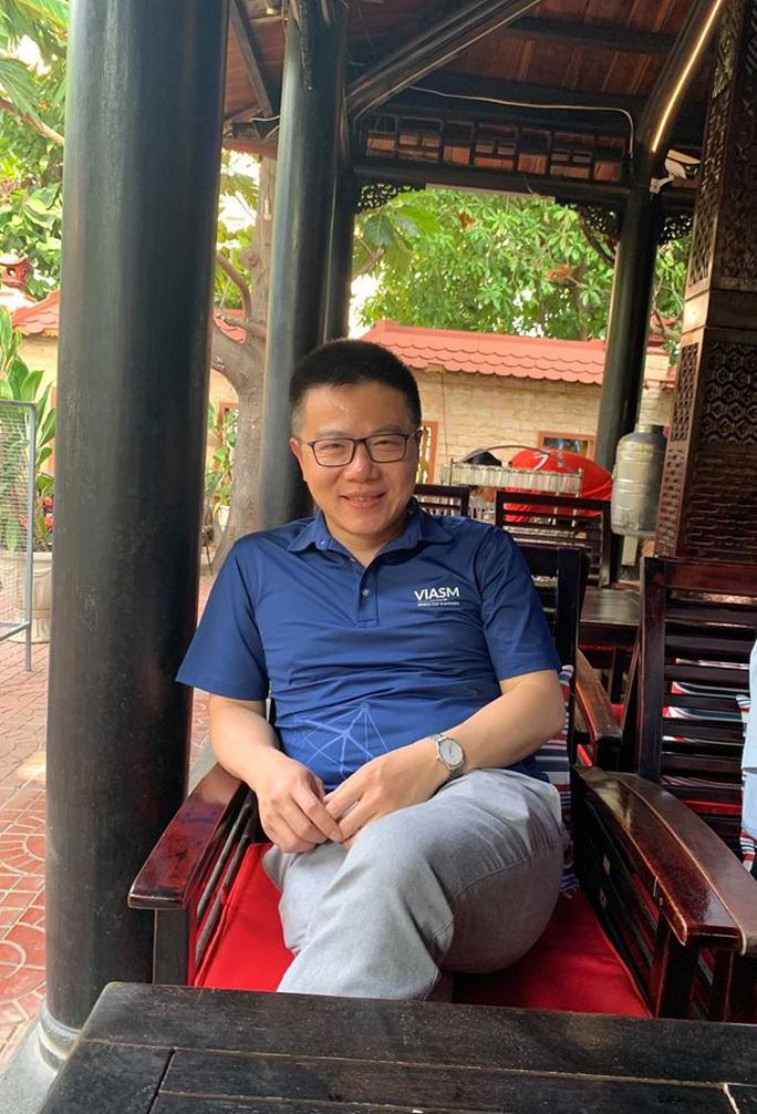 GS Ngô Bảo Châu trở thành giáo sư của Collège de France  - Ảnh 1.