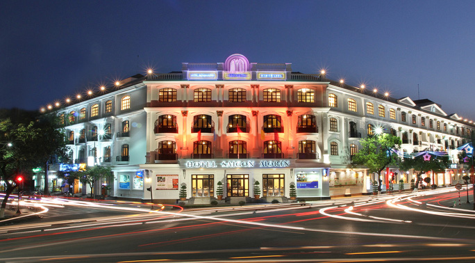 Sài Gòn Morin Huế phát huy giá trị của một khách sạn cổ nhất Việt Nam tại miền Trung - Ảnh 1.