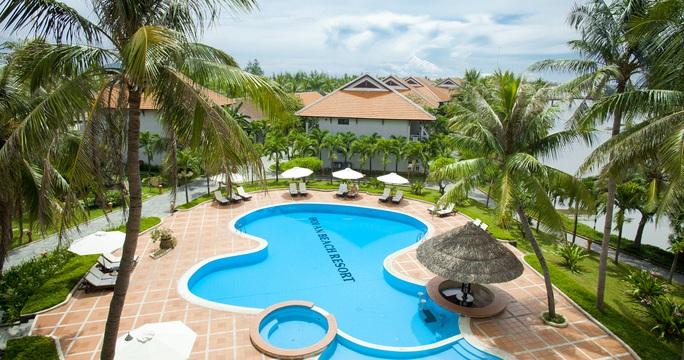 Nhiều khách sạn hạng sang ở Quảng Nam tự nguyện làm khu cách ly - Ảnh 1.