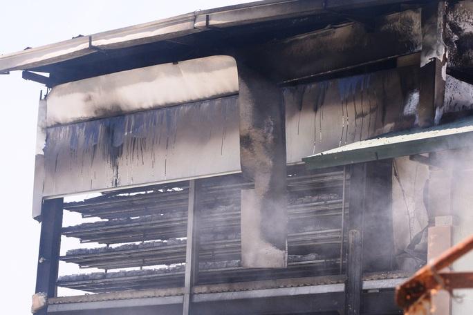 Đà Lạt cháy rụi khu thí nghiệm nuôi cấy mô giống nông nghiệp - Ảnh 4.