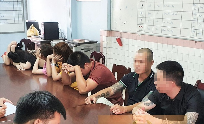 Đà Nẵng: Liên tiếp phát hiện dân bay mở động lắc tập thể - Ảnh 2.