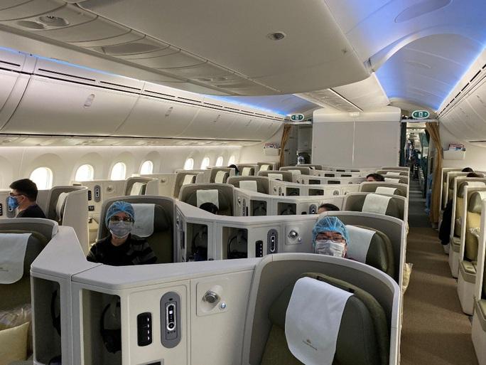 Vì sao hàng không Việt Nam vẫn bay đến châu Âu giữa mùa dịch Covid-19? - Ảnh 2.