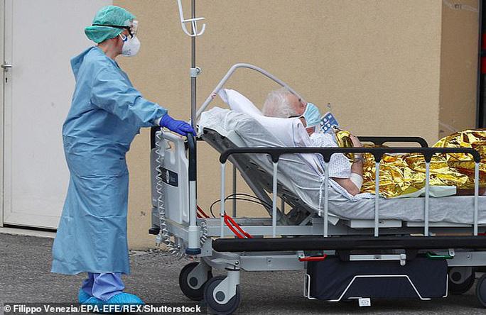 Covid-19: Ý đề xuất không chăm sóc đặc biệt cho bệnh nhân trên 80 tuổi - Ảnh 3.
