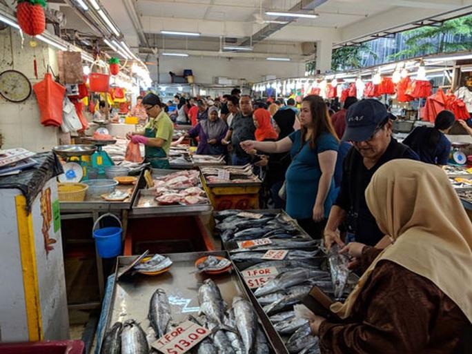 Singapore ngày Malaysia đóng cửa biên giới - Ảnh 4.