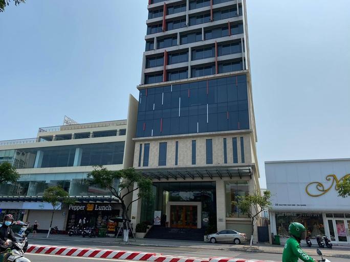 Khách sạn Riverside Đà Nẵng tự nguyện xin làm khu cách ly - Ảnh 1.