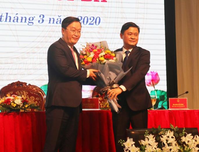 Nghệ An có tân Chủ tịch 46 tuổi - Ảnh 1.