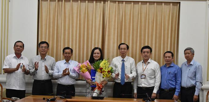UBND TP HCM  bổ nhiệm nhân sự lãnh đạo cấp sở - Ảnh 1.